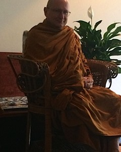 Ajahn Tira - meditation group