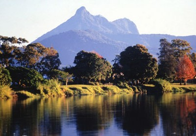Mt Warning and river (3)
