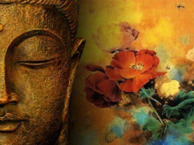 buddha-flowers