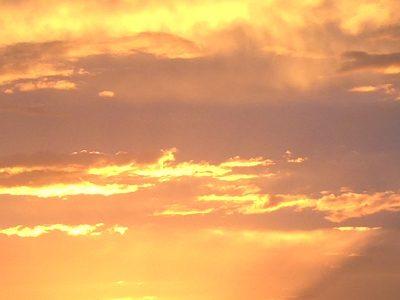 Sunset over Ratanagiri