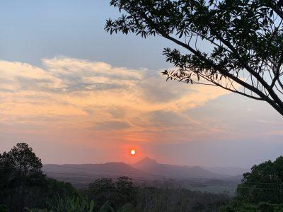 Sunset from Ratanagiri